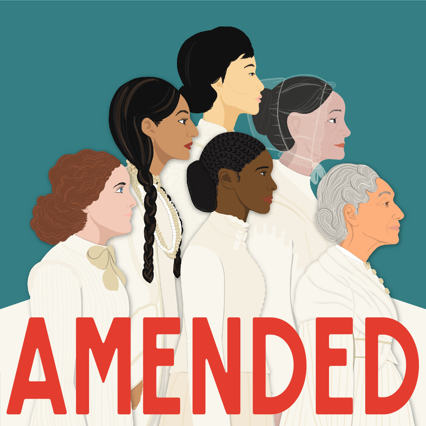 Woman Suffrage History Amended:  A Podcast Listening and Discussion Session