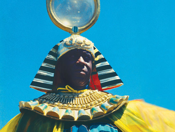 History Happy Hour: Sun Ra, with Historian Maya Rook