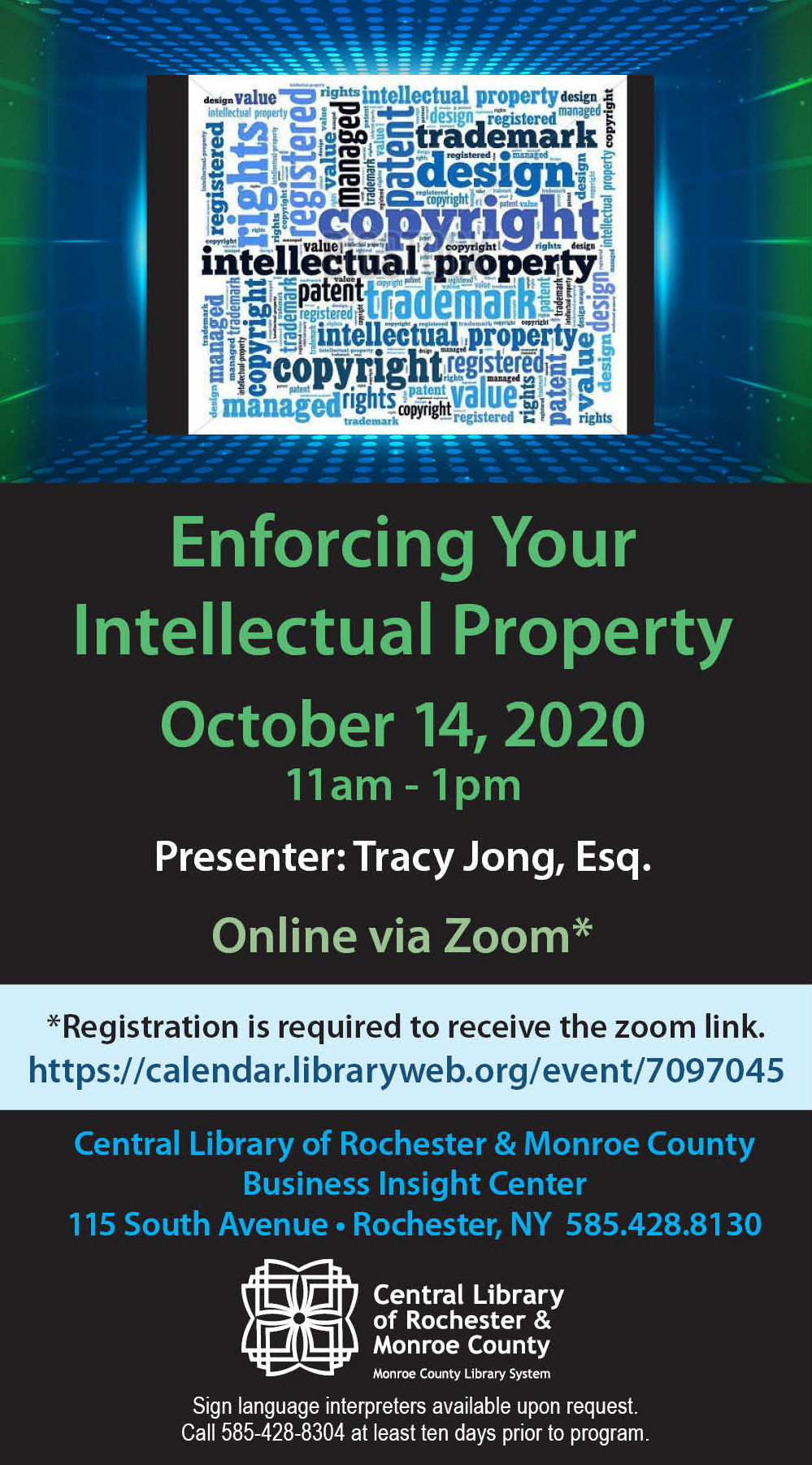 Enforcing Your Intellectual Property