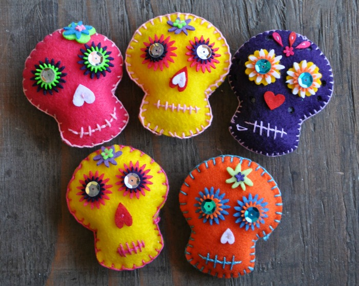 Day of the Dead Sugar Skull Class