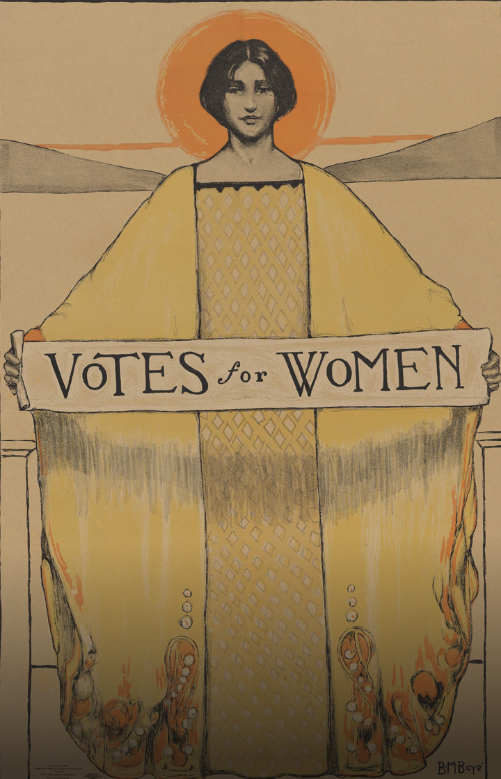 Race, Power, and Perspective in the Women's Rights Movement: An Online Reading & Discussion Program from Humanities New York