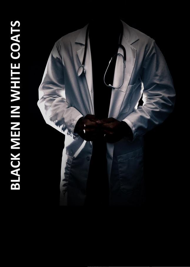 Black Men in White Coats - Documentary film by Dr. Dale Okorodudu