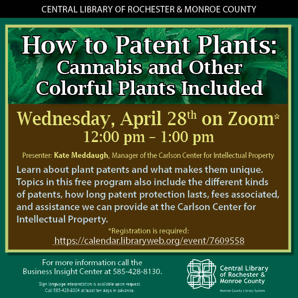 How to Patent Plants: Cannabis and Other Colorful Plants Included