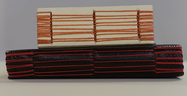 Learn the Long Stitch book Binding Method