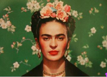 Discussion on Artist Frida Kahlo