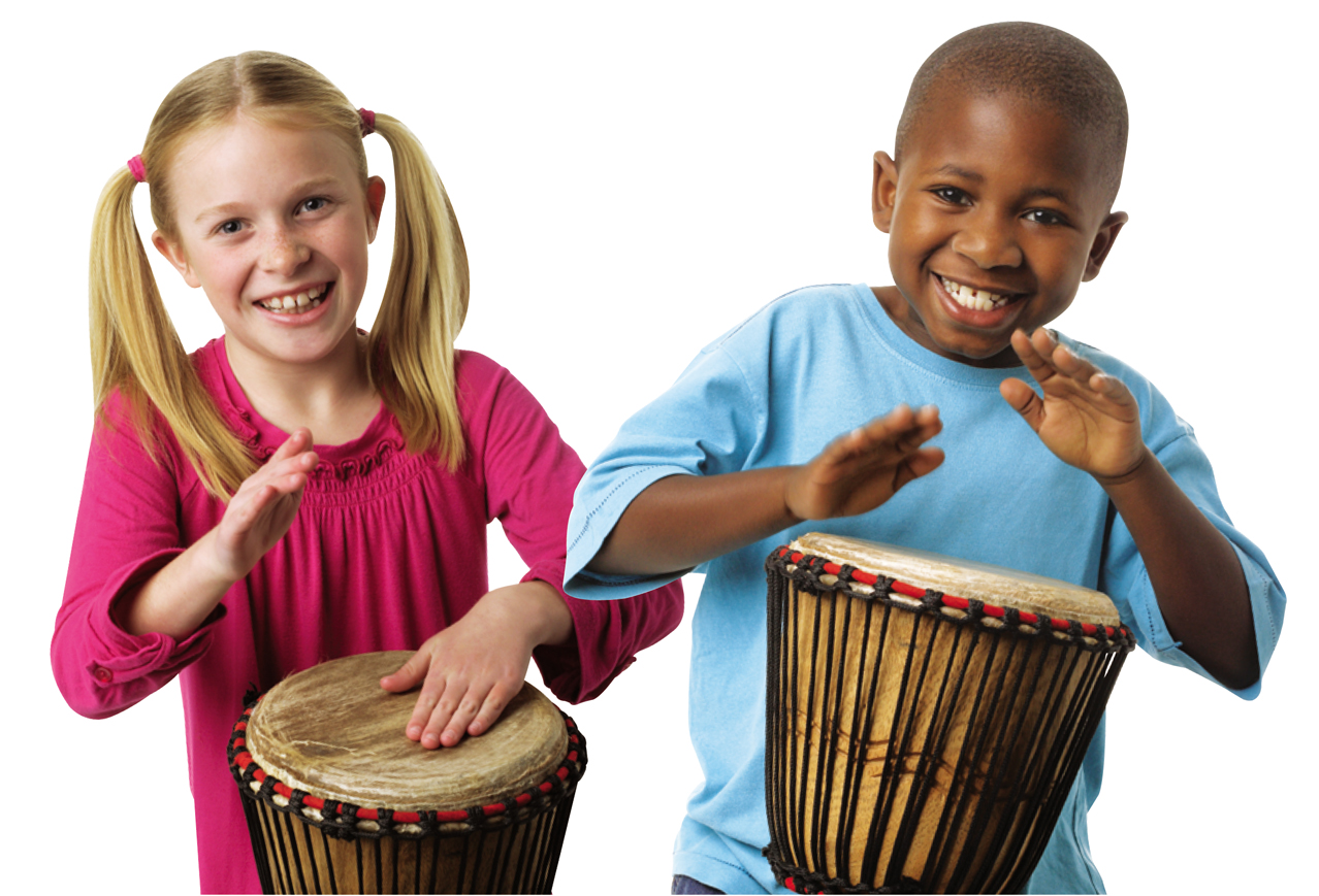 African Drumming - an International Experience for Kids