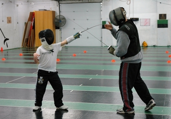 Kids' Introduction to Fencing