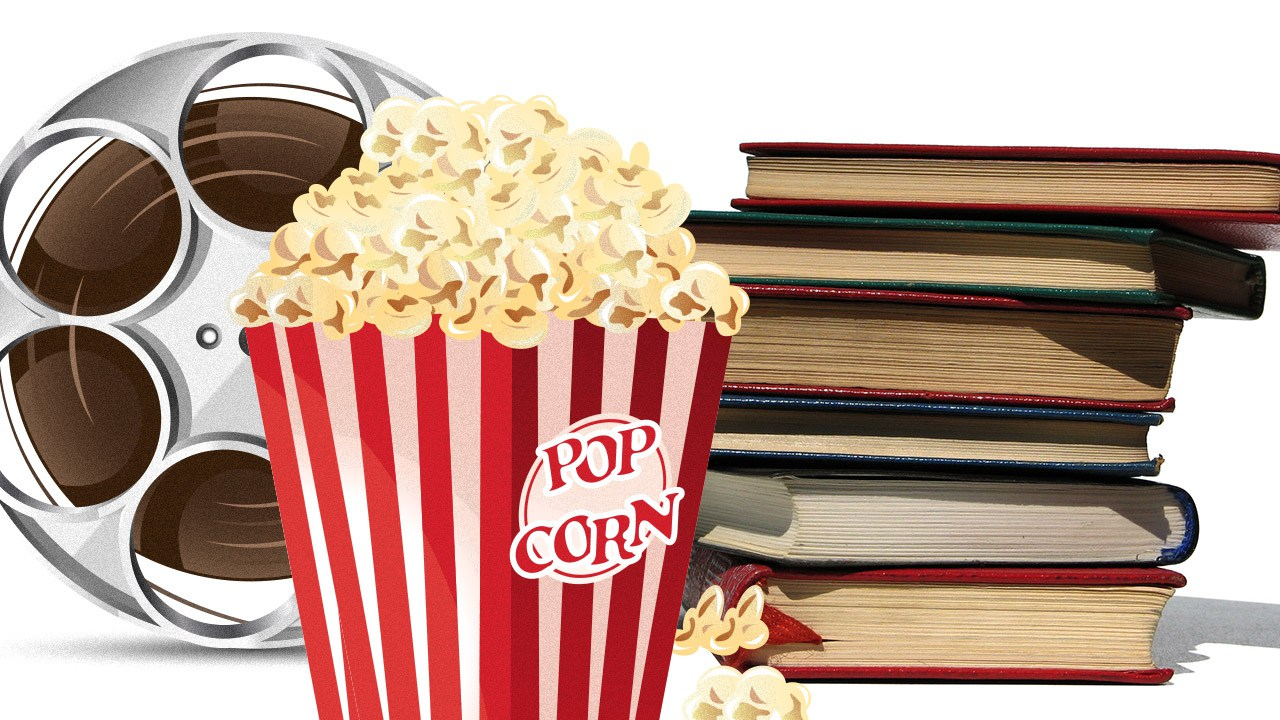 Teen Pages and Popcorn Book Group