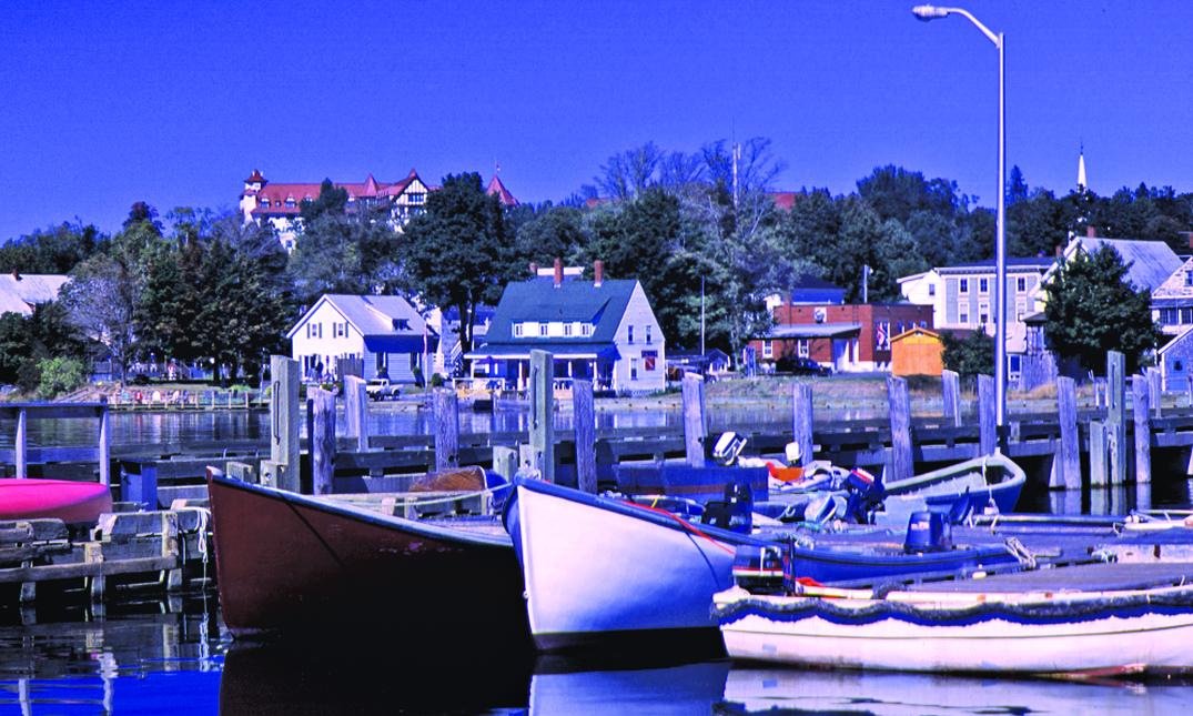 Travel with Christy Simons to the Maritime Province of New Brunswick