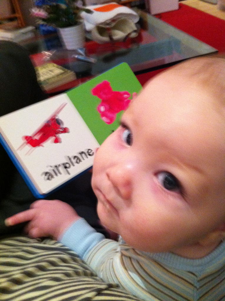 Baby Storytime: Sign Language Interpreted