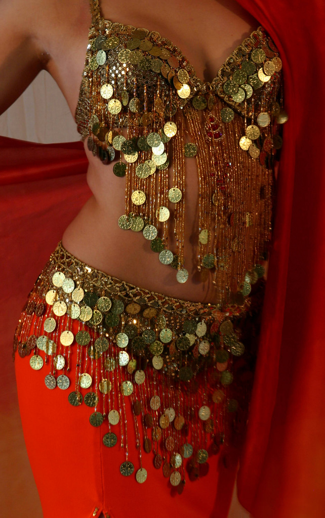 Experience a Fire & Spice Belly Dancing Performance