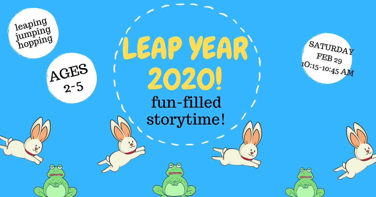 Leap Year Storytime
