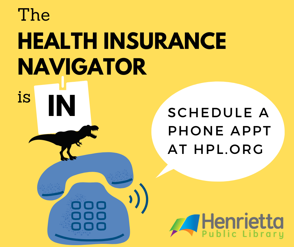Health Insurance Navigator One-on-One Appointments