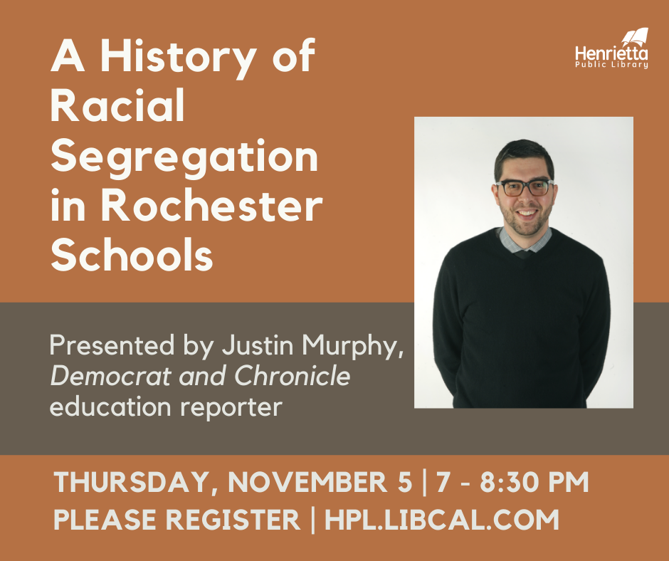 A History of Racial Segregation in Rochester Schools