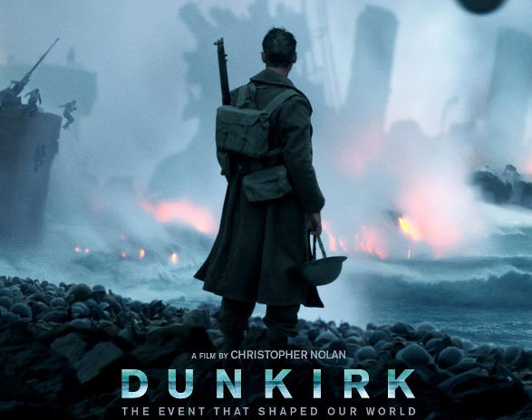 WORLD WAR II FILM SERIES - Dunkirk (2017)