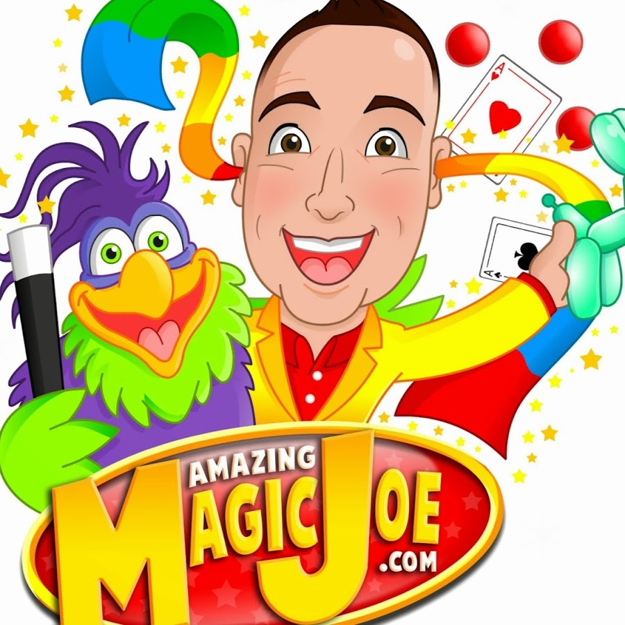 Libraries Rock! MAGIC, MUSIC, AND FUN WITH AMAZING MAGIC JOE