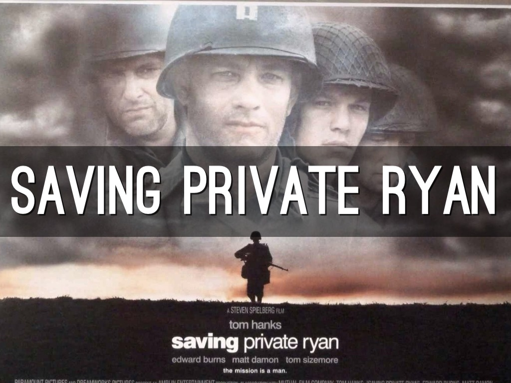 World War II Film Series: Saving Private Ryan