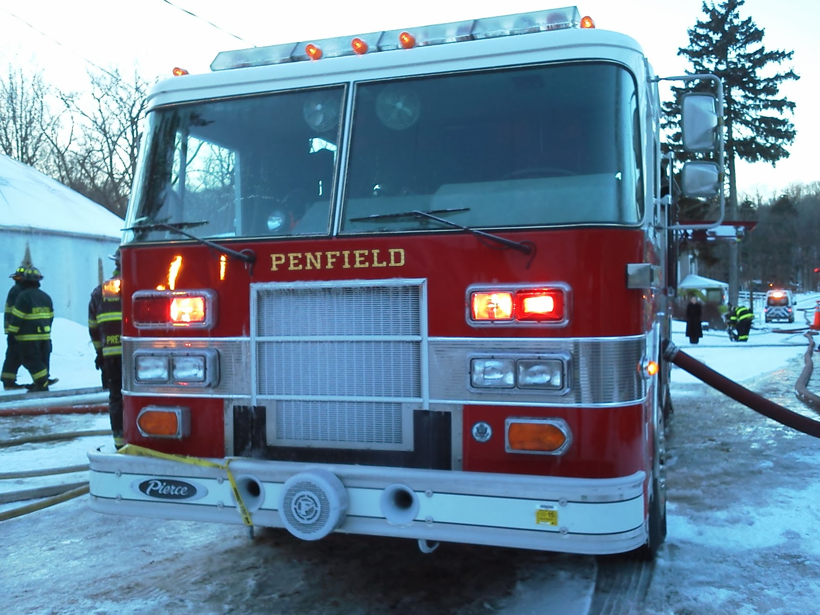 Penfield Fire Company Is Coming!