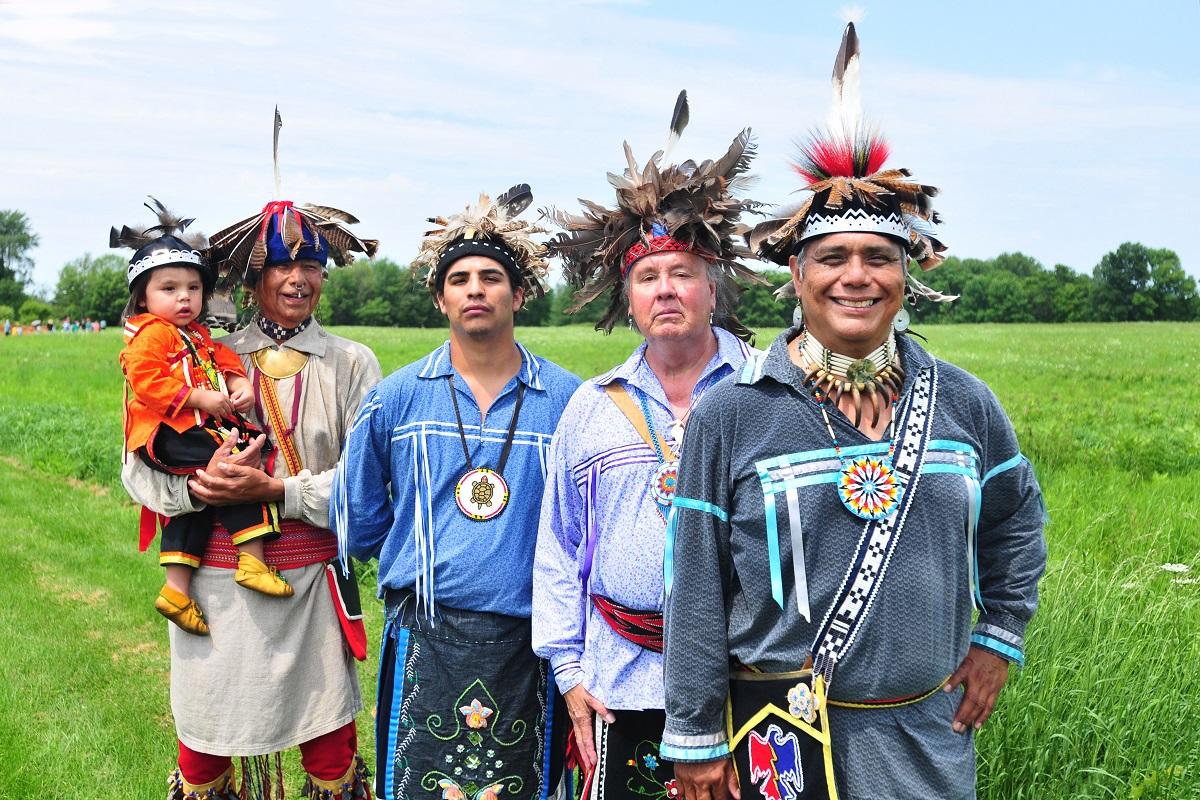 Iroquois in Conflict