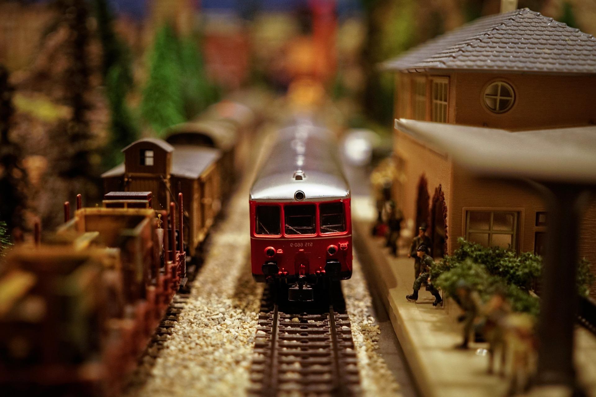 The Genesee & Ontario Model N-Gineers Model Train Show