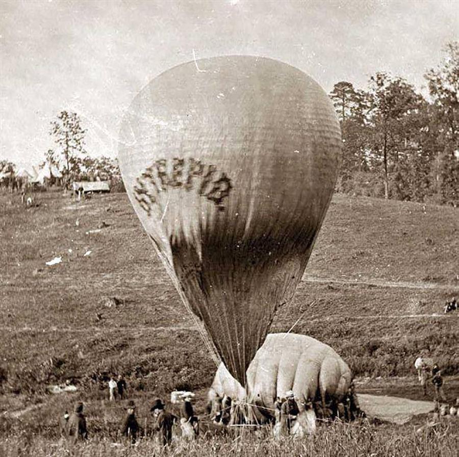 Civil War Ballooning