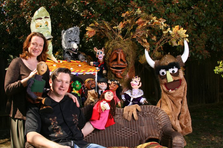 BLAST OFF with Omnipresent Puppet Theater