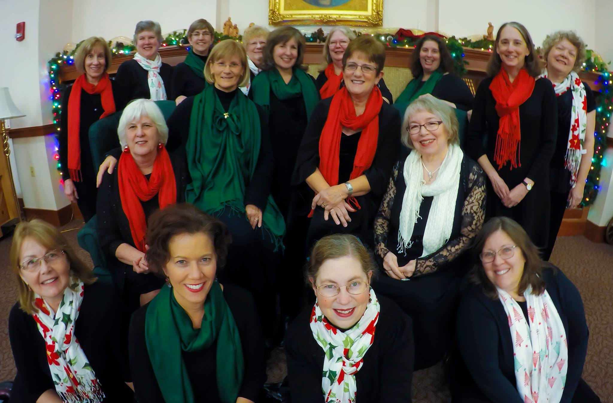 Holiday Concert with Women of Note (rescheduled from Dec. 2nd)