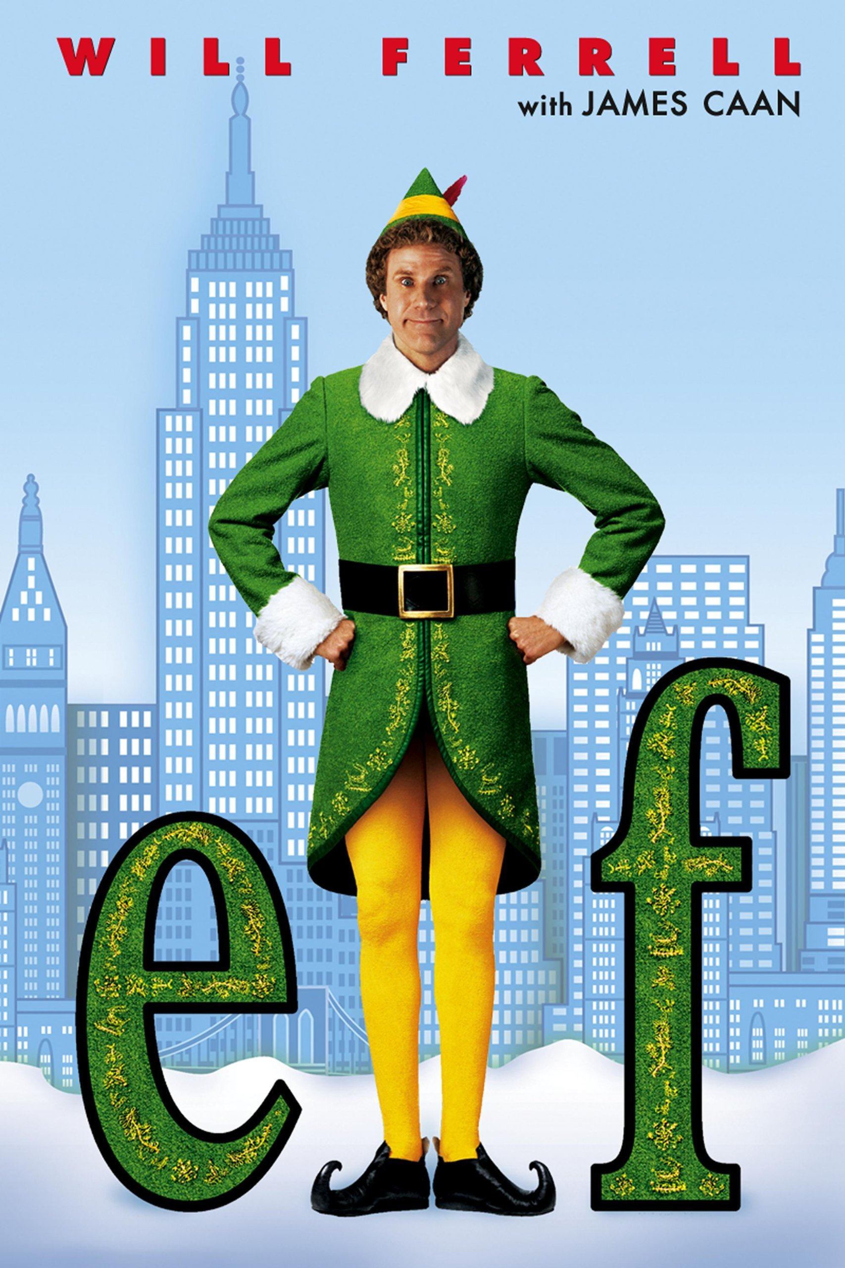 "Interactive Movie: ""Elf"""
