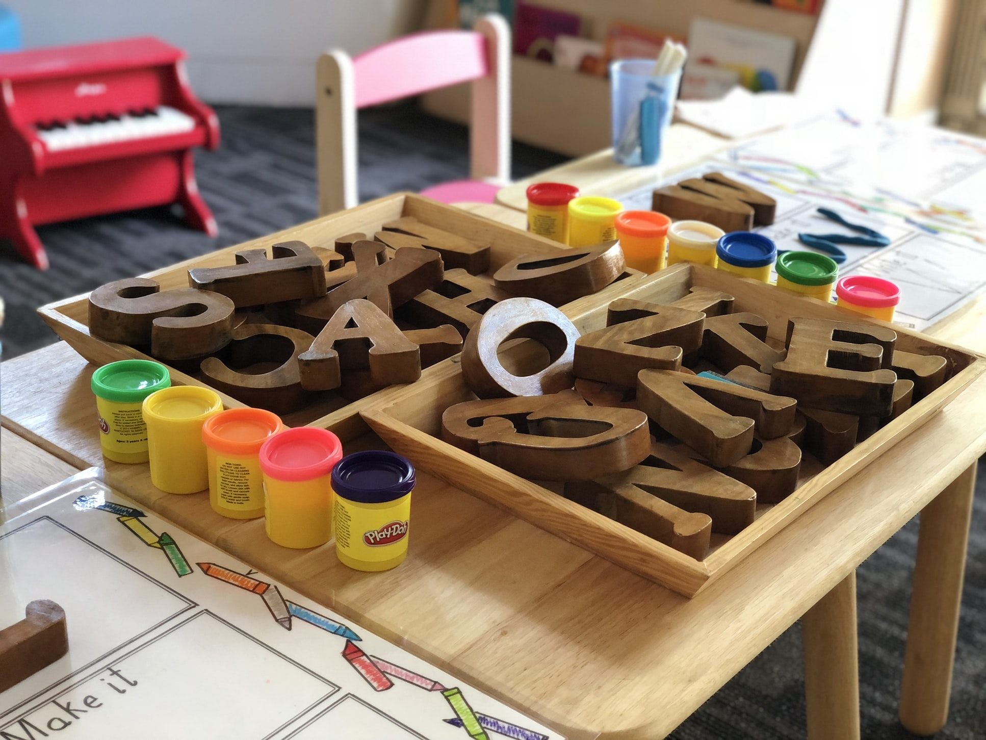 Open House for Penfield Area Preschools