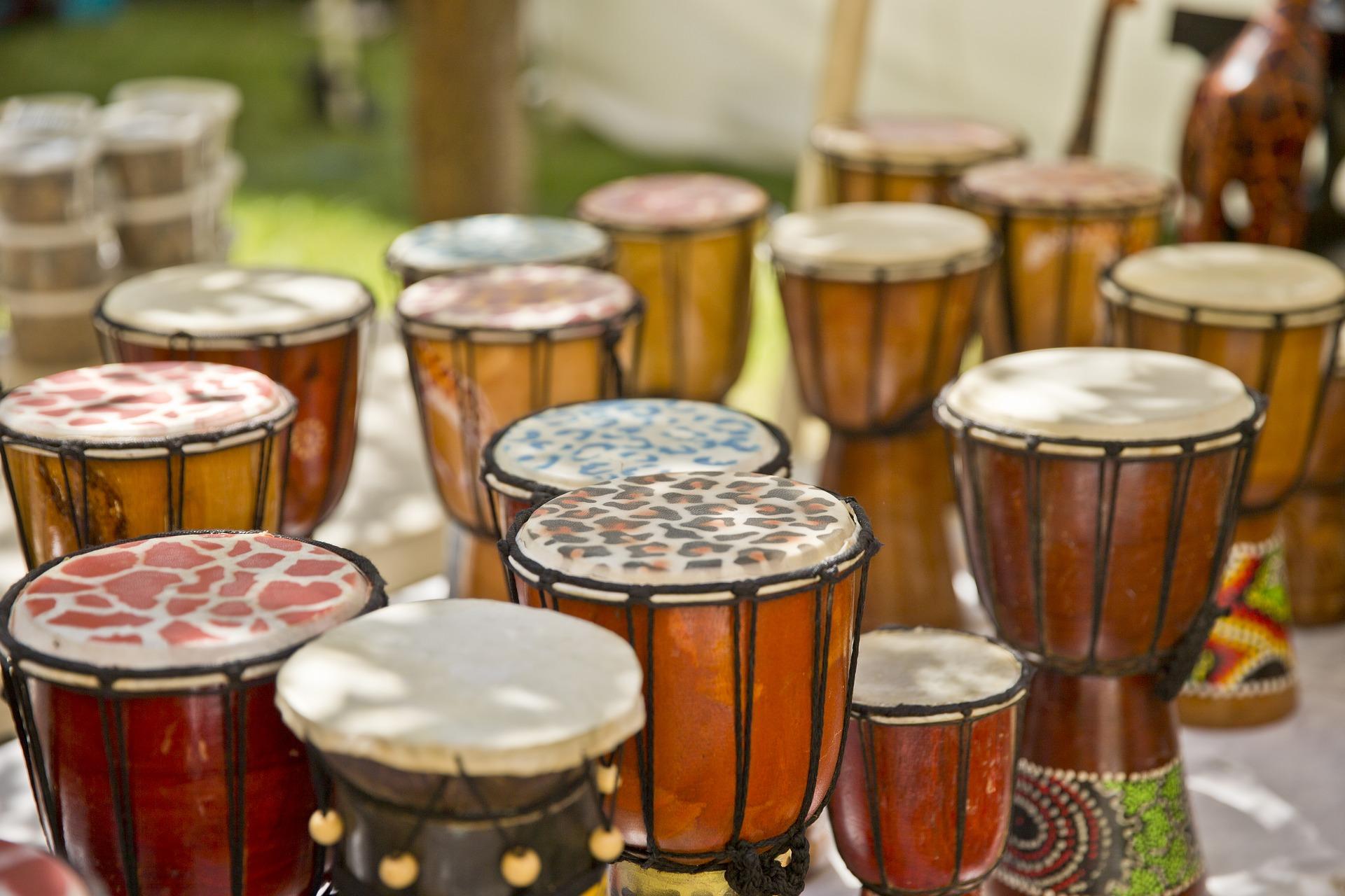 African Drumming featuring Mayukwa Kashiwa