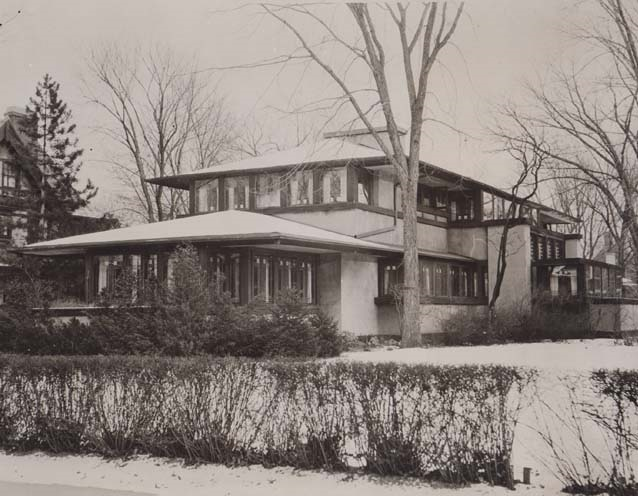 Growing up in a Frank Lloyd Wright House (virtual)