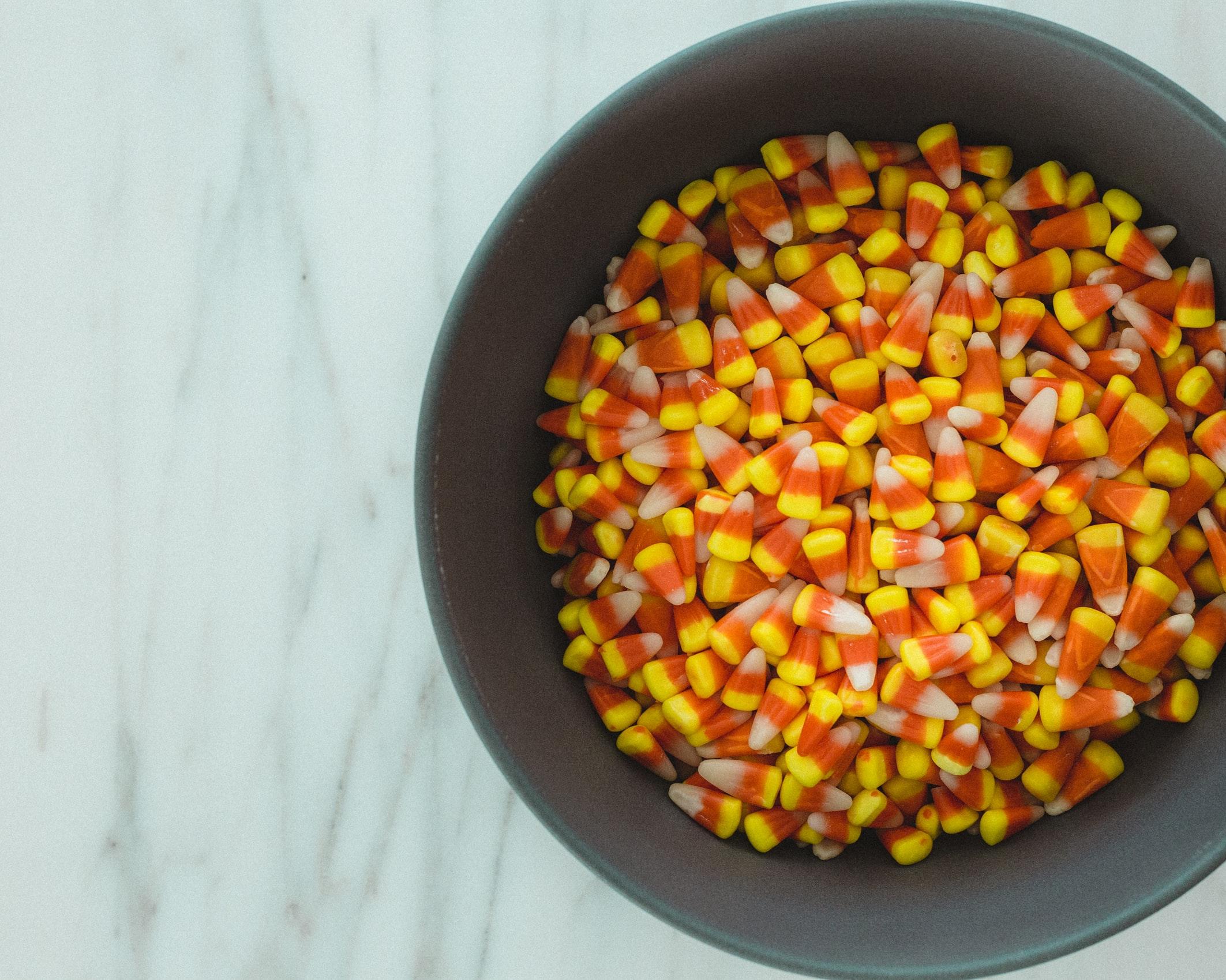 Ghostly Halloween Story & Snacks