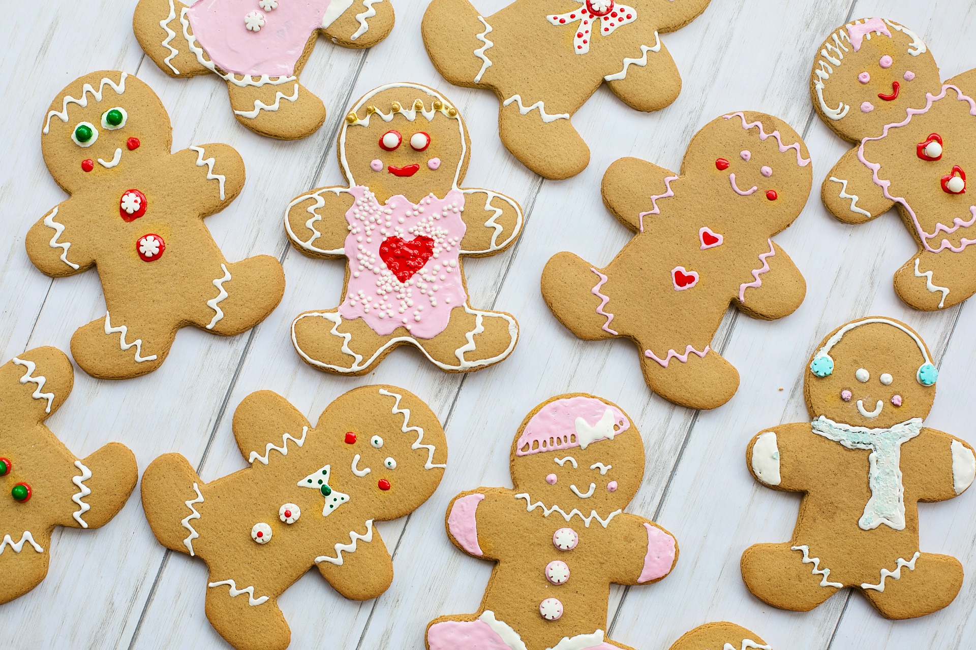 Gingerbread Friends Story Time & Edible Craft