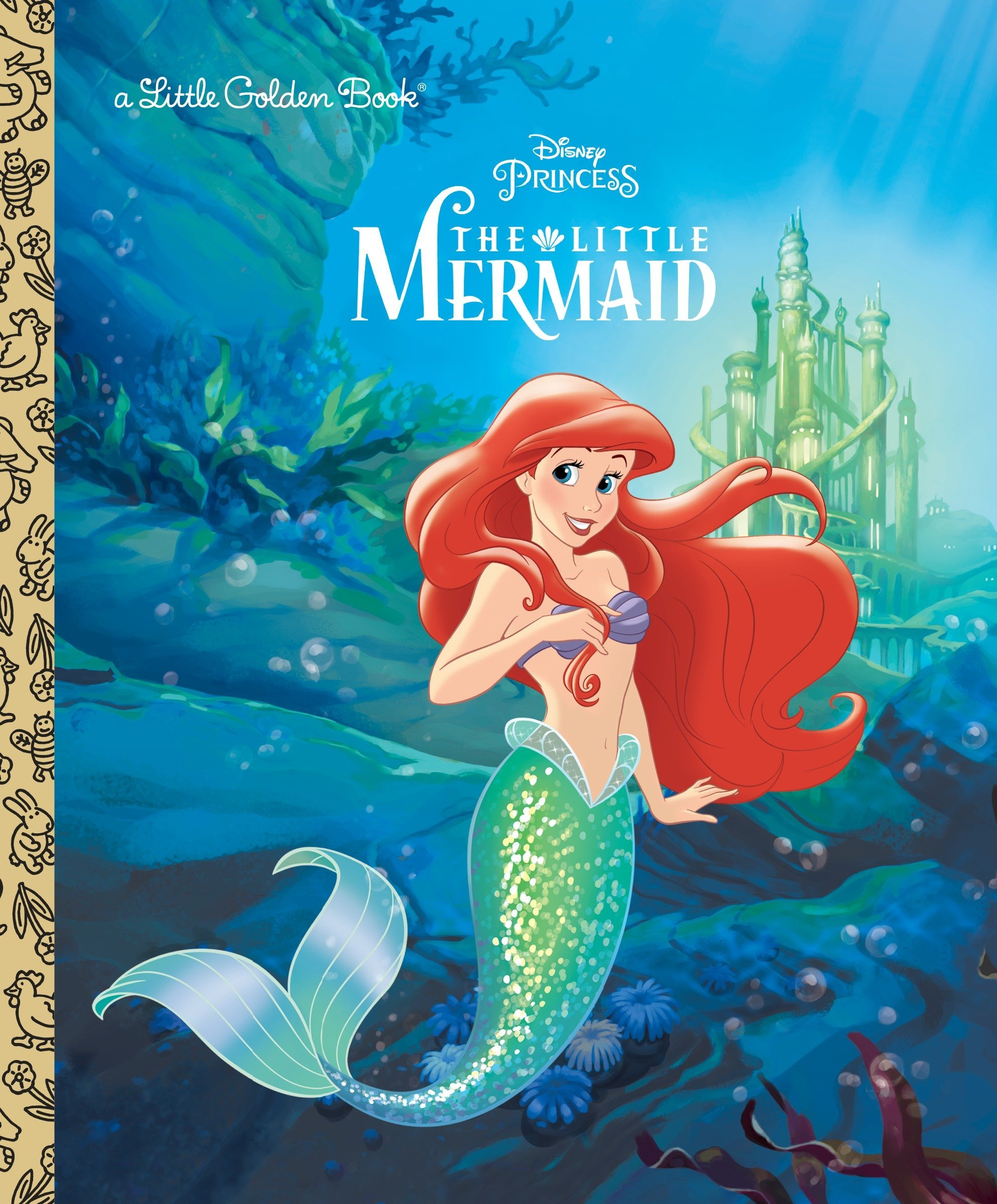 Ariel Story Time & Craft (virtual)