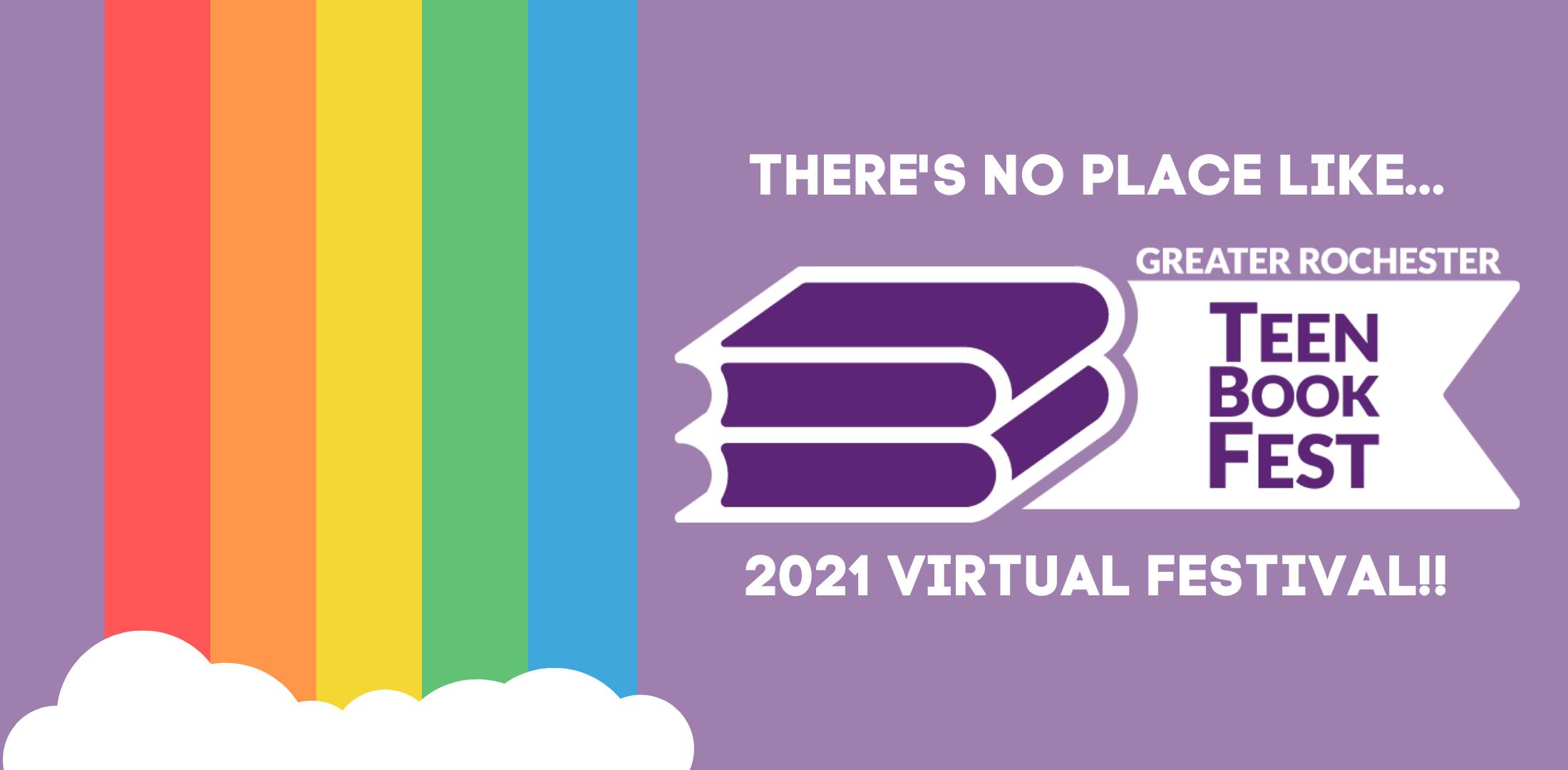 Greater Rochester Teen Book Fest (virtual)