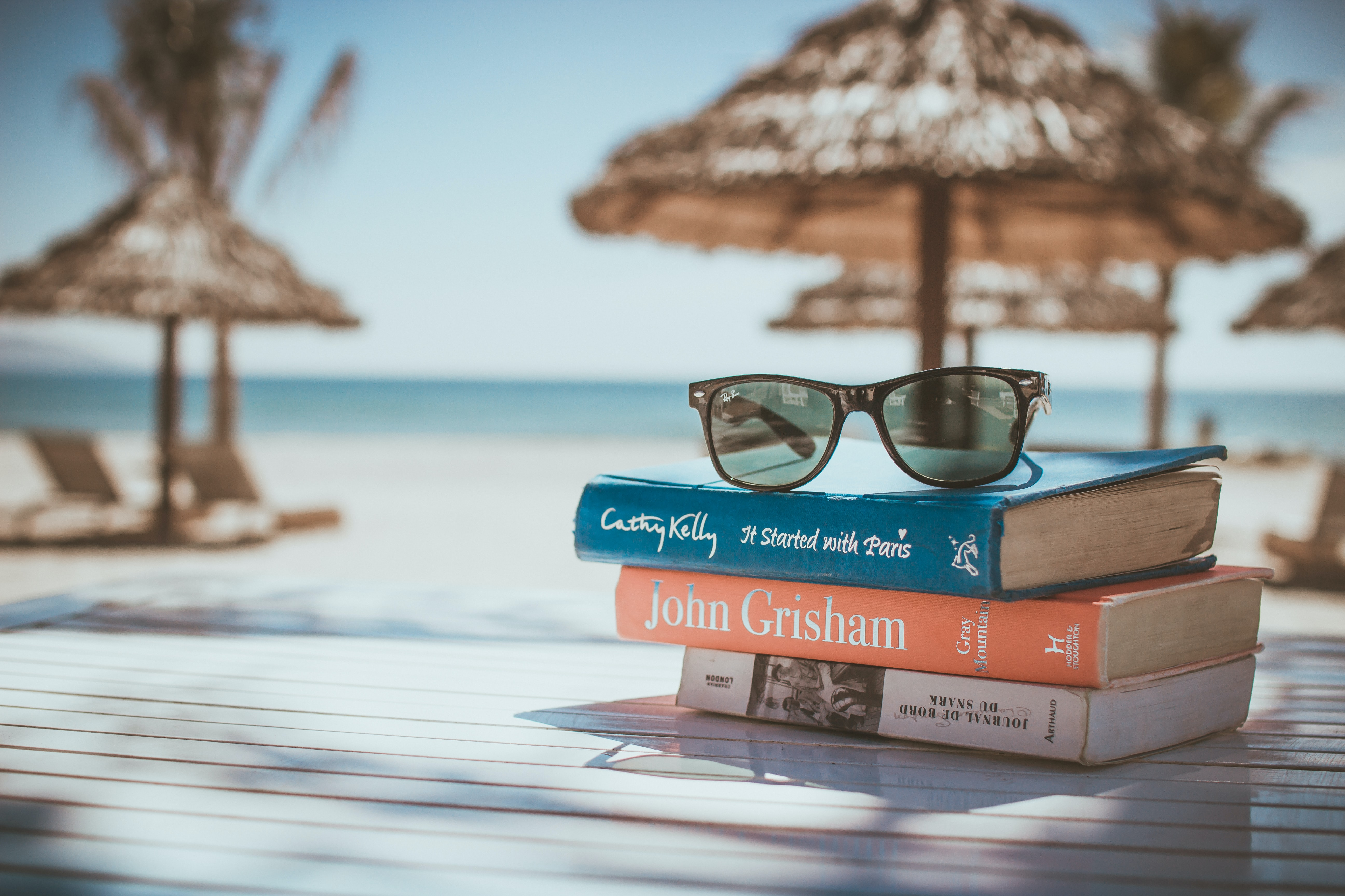 Book Discussion Group: Summer Book Sharing! (virtual)