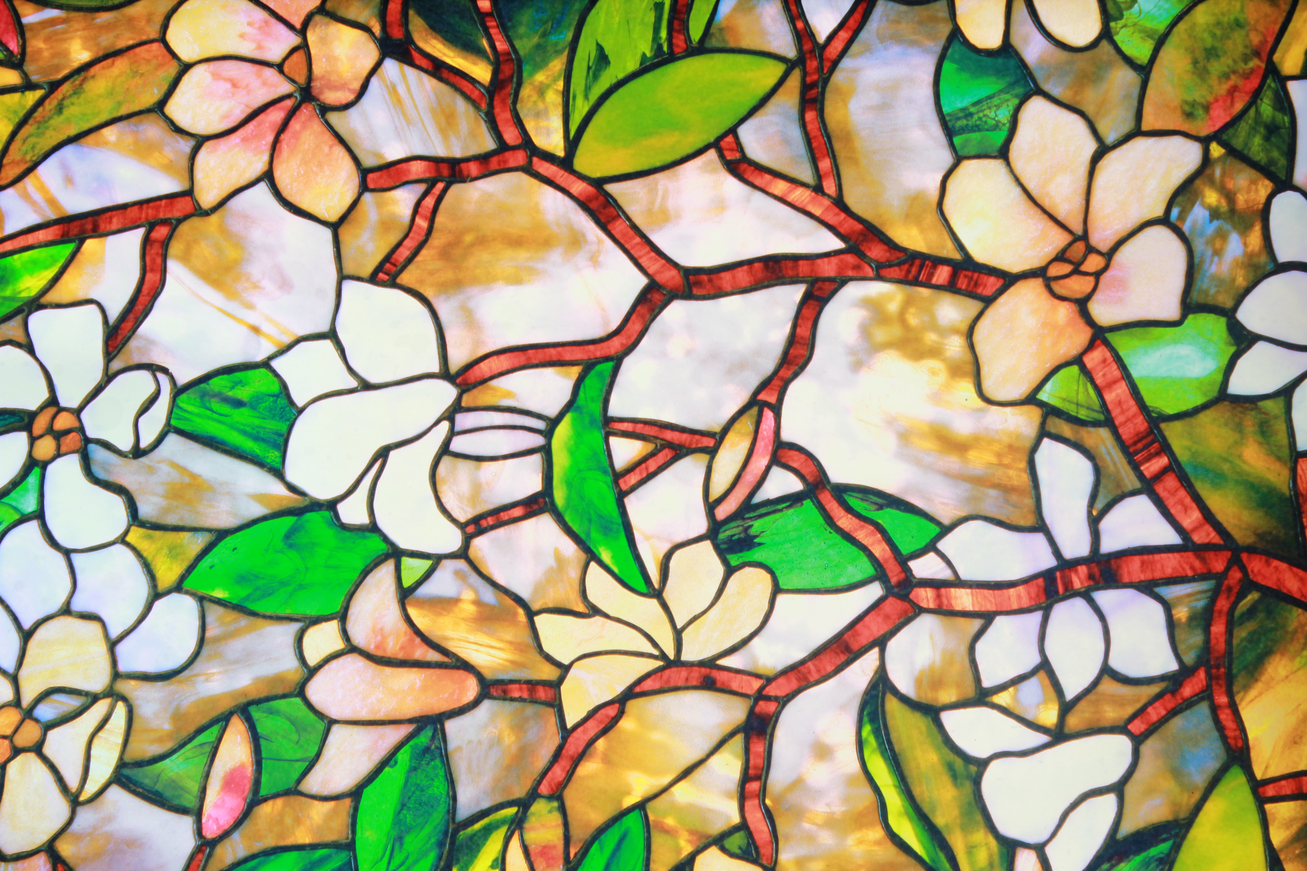 Wednesday Crafternoon: Faux Stained Glass Craft