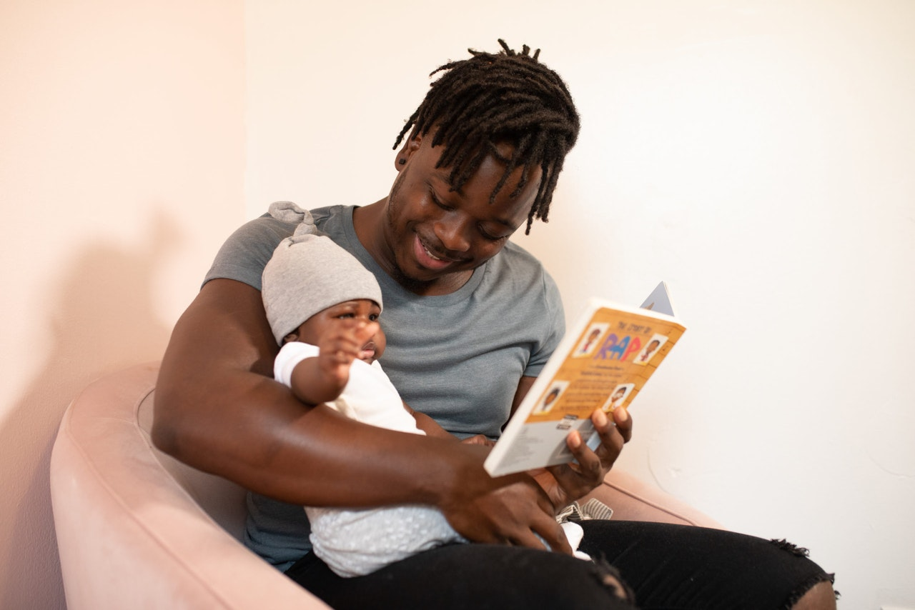 Baby Story Time (in-person)