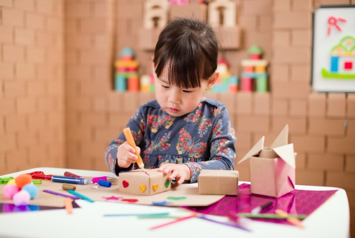 Preschool Crafts (in-person)