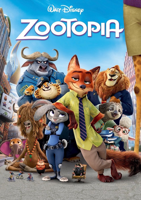 Summer Family Movie: ZOOTOPIA