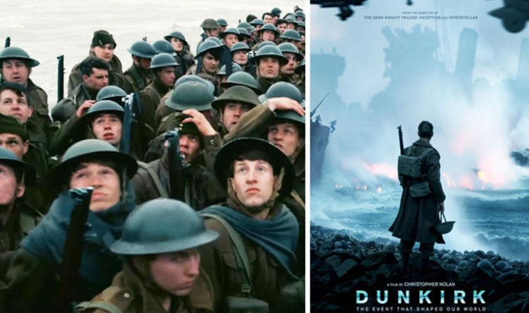 Award-Winning Movie: DUNKIRK