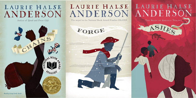 Teen Book Club: Laurie Halse Anderson's Books