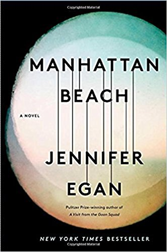 Read the Book—Join the Discussion: MANHATTAN BEACH by Jennifer Egan