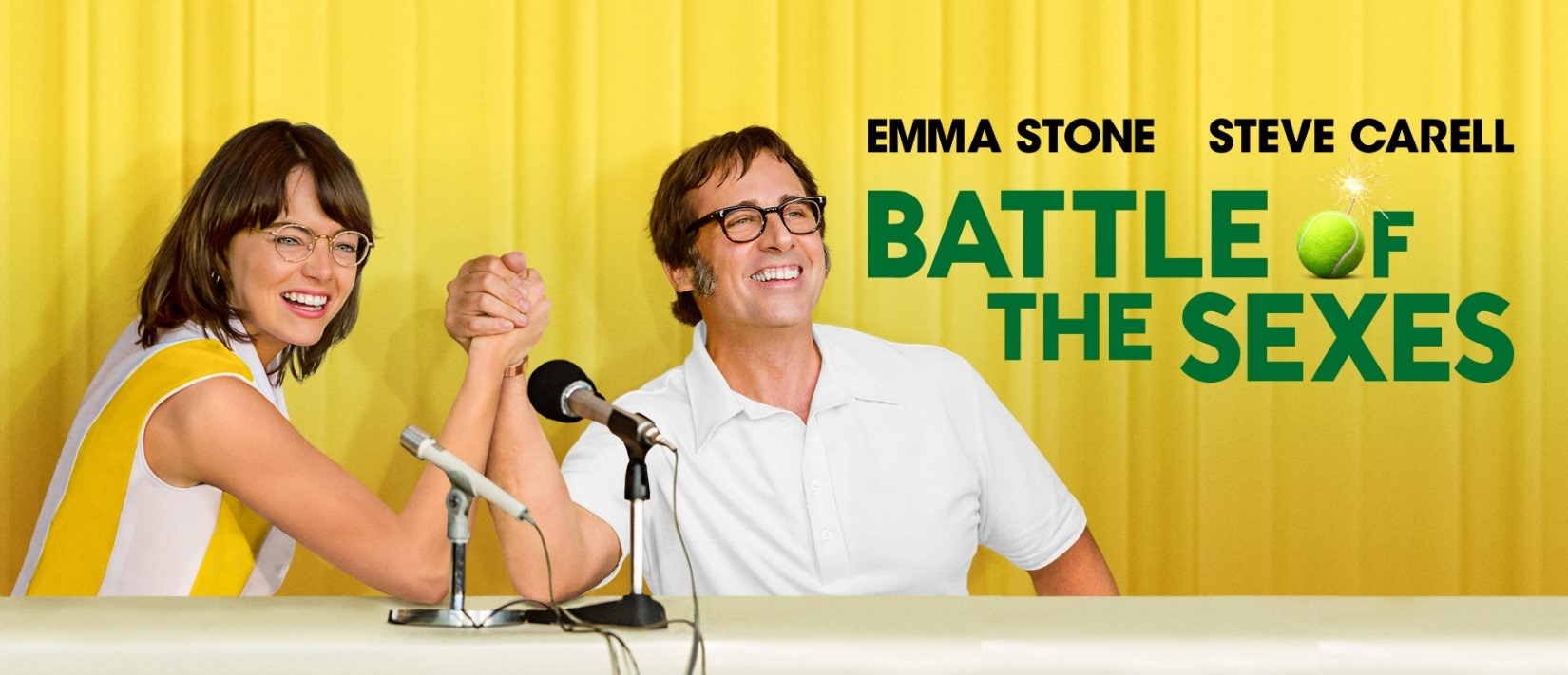 Award-Winning Movie Night: BATTLE OF THE SEXES