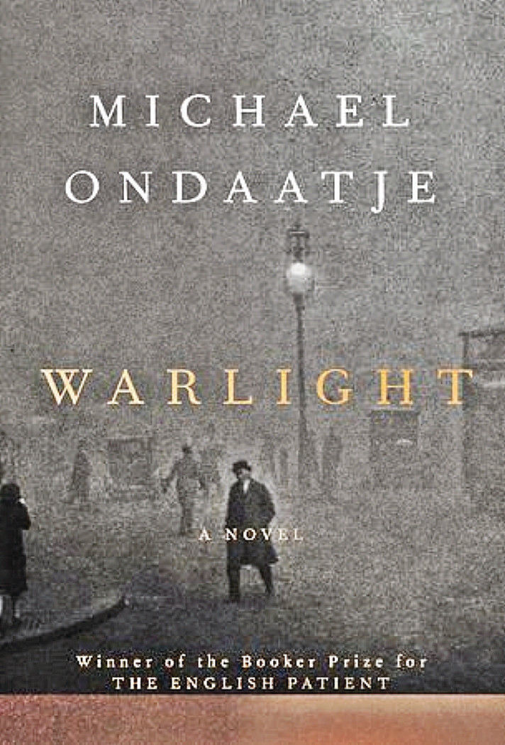 Read the Book—Join the Discussion: WARLIGHT, a novel by Michael Ondaatje