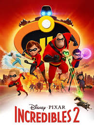 Family Movie: INCREDIBLES 2