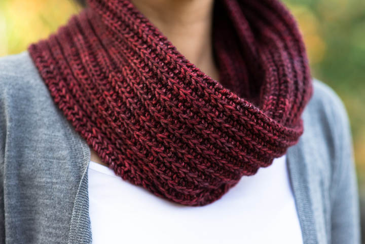Knit a Cowl Scarf with Betsy Liano