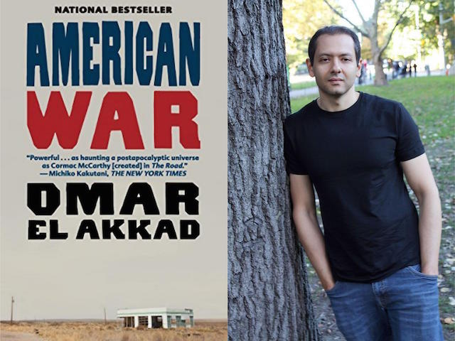 Read the Book - Join Our Discussion!  AMERICAN WAR, a novel by Omar El Akkad