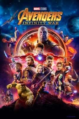 Superhero Saturday Movie: AVENGERS: INFINITY WAR