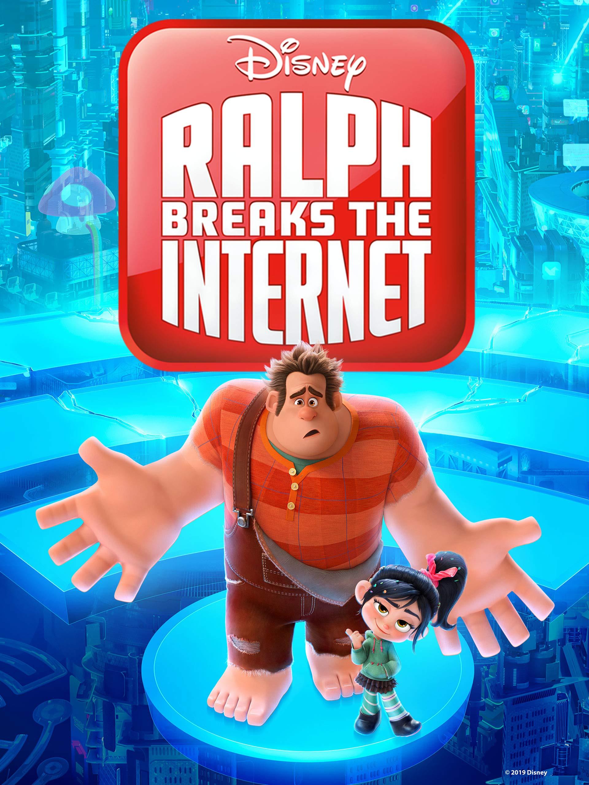 Family Movie: Ralph Breaks the Internet